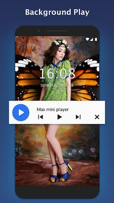 Image 1 of Full HD Video Player