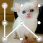 Kitty Cat Pattern Lock Screen 3.5