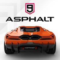 Asphalt 9: Legends - 2018 Yeni Arcade Yarış Oyunu Simgesi