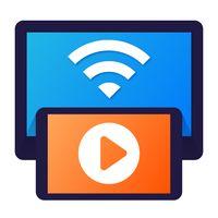 Web Video yayınla - tv telefon aktarma Simgesi