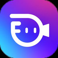 Facecast -  Live Video Chat & Meet Simgesi