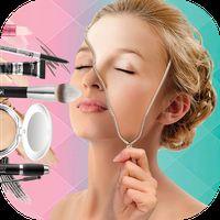 Ícone do Makeup Your Face : Makeup Camera & Makeover Editor