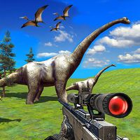 Icono de Dinosaur Hunter 3D