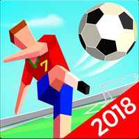 Ícone do Futebol Hero - Futebol Corrido