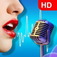 Icône de Changeur de voix - Effets Audio