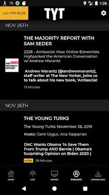 TYT Plus Image 2: News + Entertainment