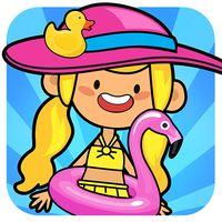 My Pretend Waterpark - Kids Summer Splash Pad FREE Icon