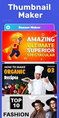 Image 20 of Banner Maker, Web Banner Ads, Roll Up Banners