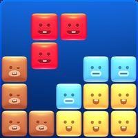かわいいブロックパズル アイコン