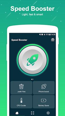 Screenshot 6 of Speed Booster, Cleaner - unlimited and pro version