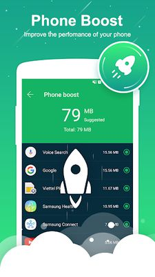 Screenshot 7 of Speed Booster, Cleaner - unlimited and pro version