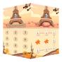 AppLock Theme Eiffel Tower 1.0