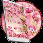 ピンクの夏の花のテーマ 1.1.10