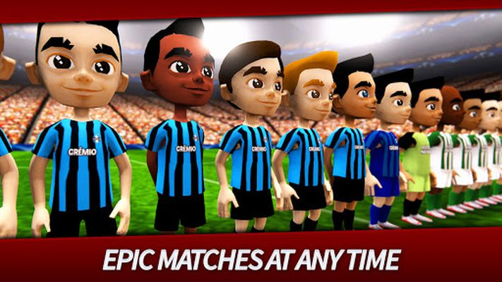 Soccer Libertadores (Soccer Kids) screenshot apk 1