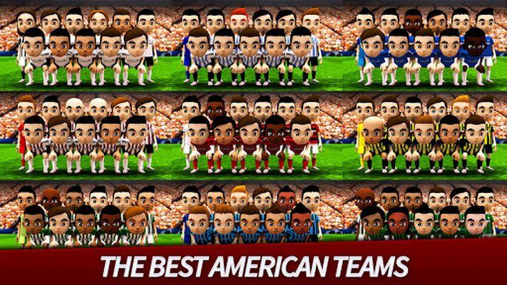 Soccer Libertadores (Soccer Kids) screenshot apk 0
