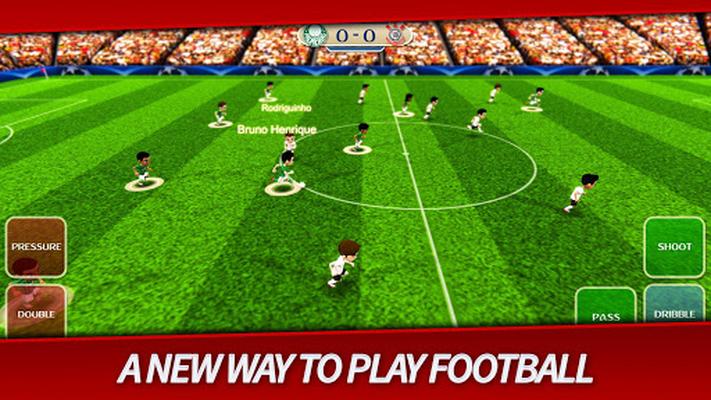 Soccer Libertadores (Soccer Kids) screenshot apk 10