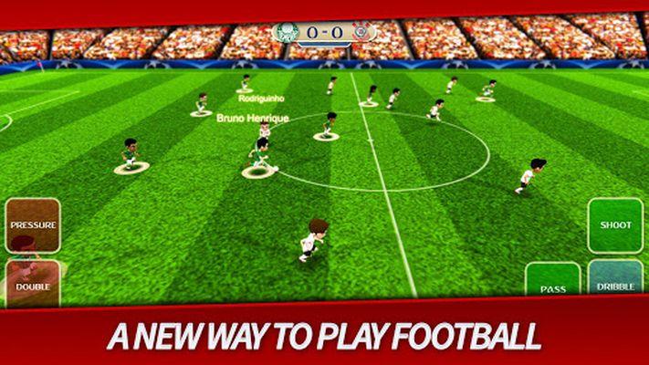Soccer Libertadores (Soccer Kids) screenshot apk 6