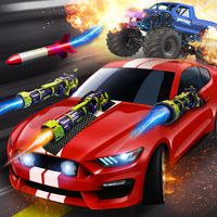 Gang Riot - Best Shooting Fastlane Car game icon