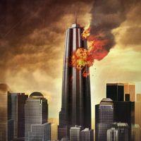 Escape Disaster: Skyscraper Icon