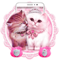 Lovely Cute pink Cat Theme 1.1.4