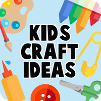 Kids Craft Ideas Simgesi