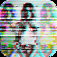 Ícone do apk Trippy Effects - Psychedelic Camera