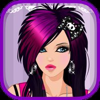❤Emo dress up game❤ icon